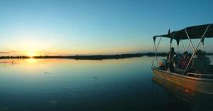 Okavango Delta-AFRICA-www.wayfaring.com-sunset
