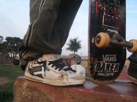 Kitintale Skate Park-etnies-shose