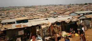 Kibera Slums, Nairobi. Home to an estimated 800,000. Photo: Frances Woodhams