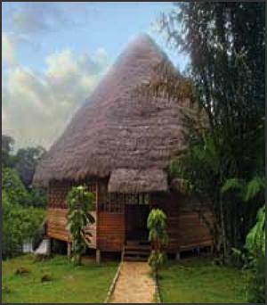 Sani Eco Lodge-ECUADOR