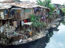 Jakarta-Slum Area