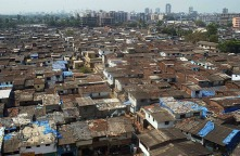 Mumbai's Dharavi Slum