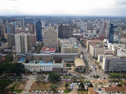 Nairobi-CBD Area