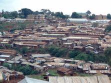 Nairobi-Slum Area (Kibera)