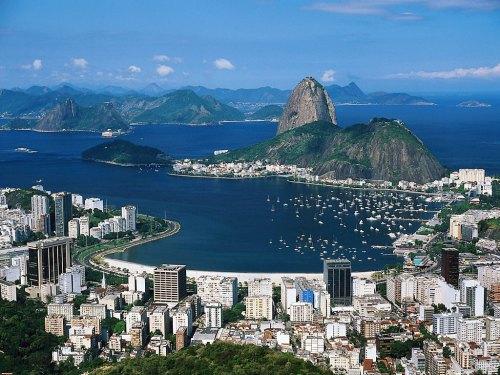 Rio de Janeiro-CBD Area