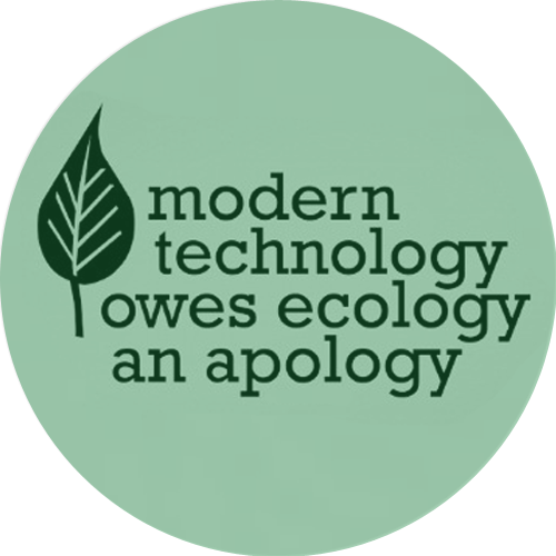 Quote_Modern-technology-owes-ecology-an-apology_3. \u201c  sc 1 st  Endangered Eden - WordPress.com & Quotes + Thoughts | Technology vs. Ecology | Endangered Eden