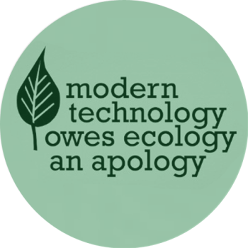 """a description of technology which owes ecology an apology """"modern technology owes ecology an apology"""" i am not sure exactly what heaven will be like, but i know that when we die and it comes time for god to judge us."""